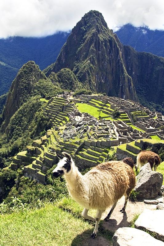 Machu Picchu postcard, Dimitry B CC bit.ly1M2I7t5