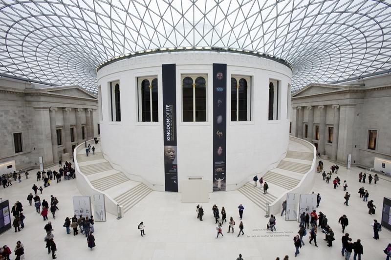 British Museum credit VisitBritain
