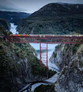 nz by rail