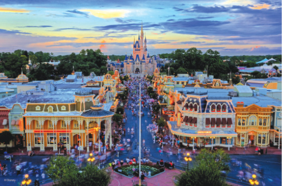 The big kid's basic guide to Disney World Florida